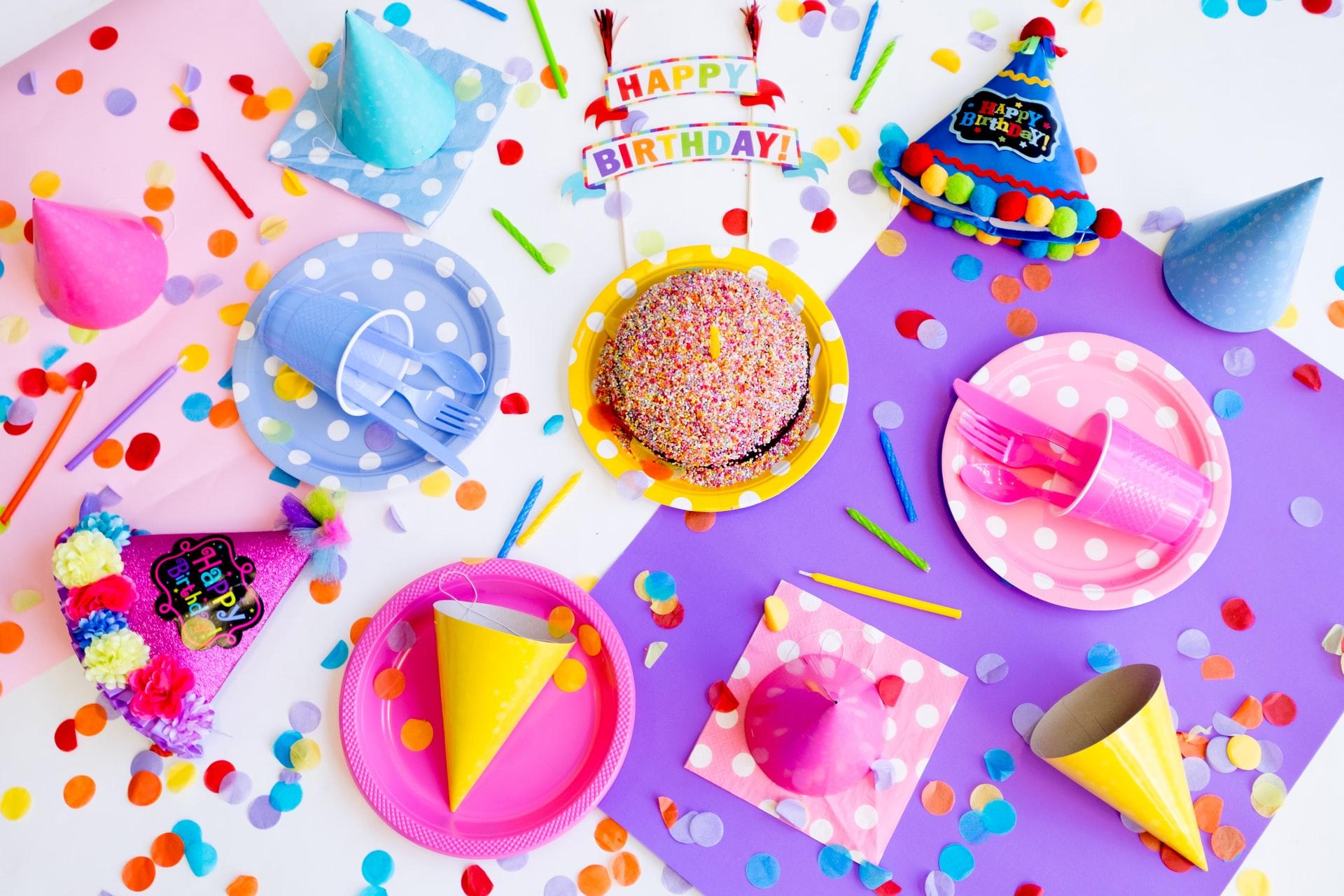 Gør børnefødselsdagen uforglemmelig